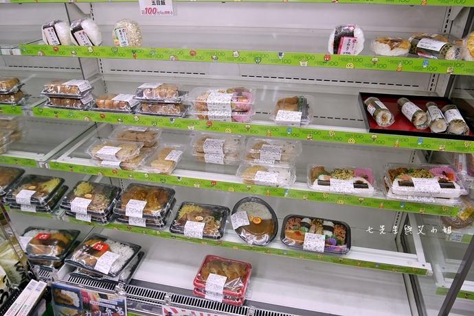 8 日本必逛必買 Lawson 100 便利商店也走百円風 生鮮熟食 泡麵零食 各式食品 生活日用品雜貨通通百円價好逛好買