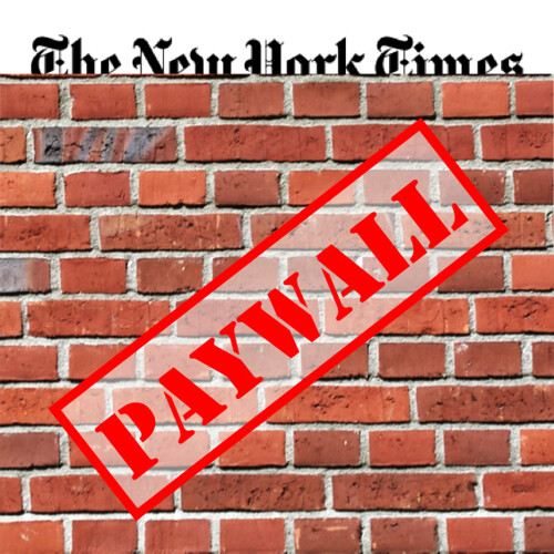 Pay Wall