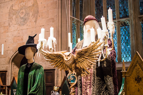 Warner Bros Studio Tour London Great Hall | by jessica_pei