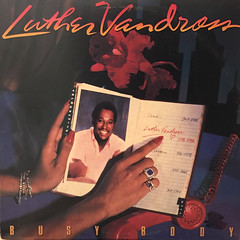 LUTHER VANDROSS:BUSY BODY(JACKET A)