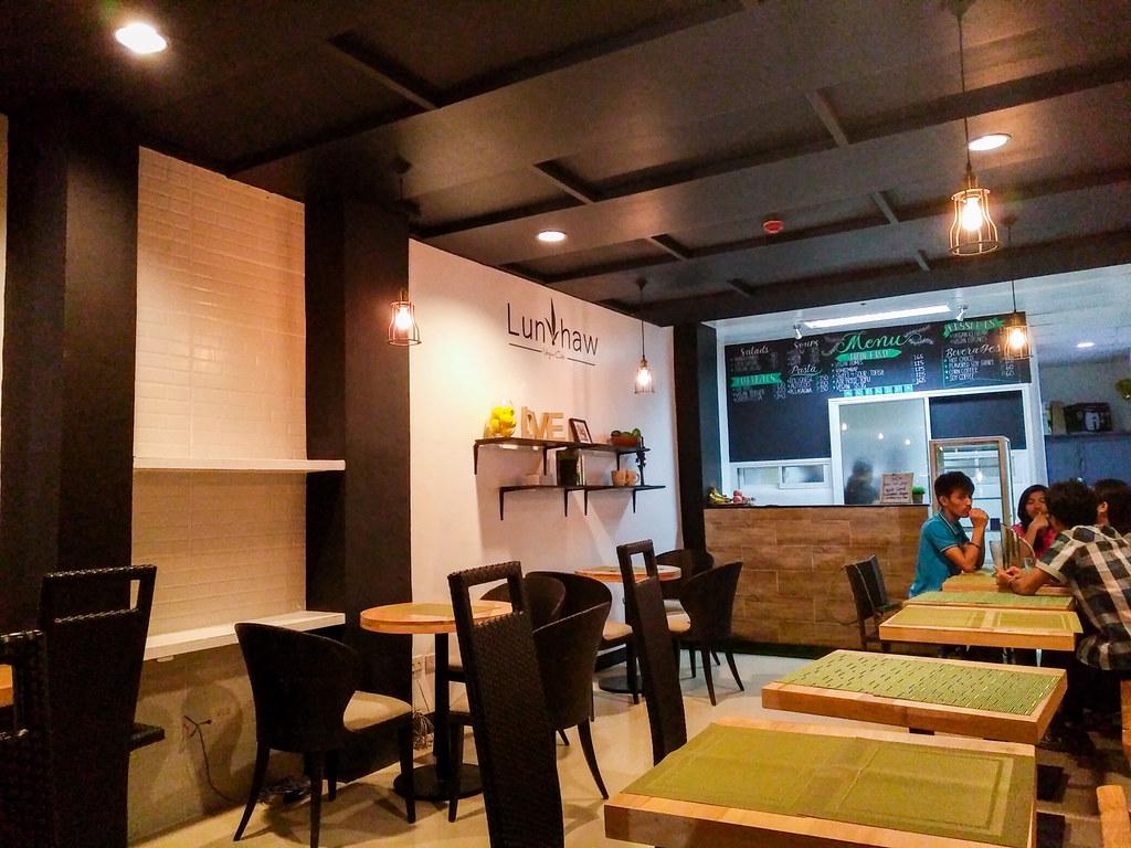 Lunhaw Vegan Cafe, Cebu-2