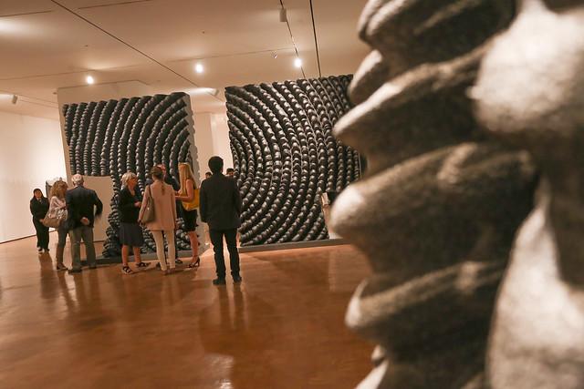 Inauguración Expocición Federico Assler Taller Roca Negra