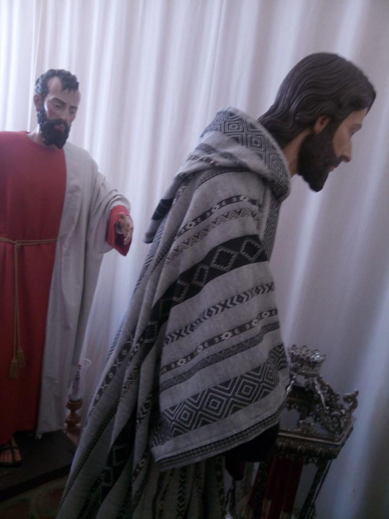 Sagrada Cena estrenos Jueves Santo