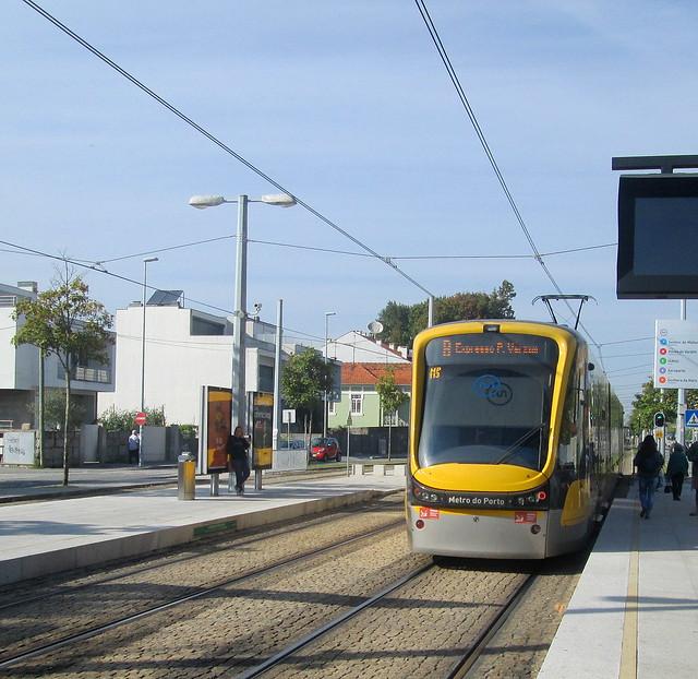 Porto Metro Tram