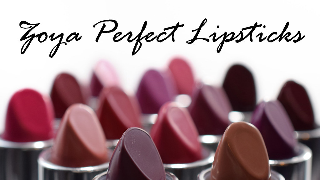 Zoya perfect lipstick review