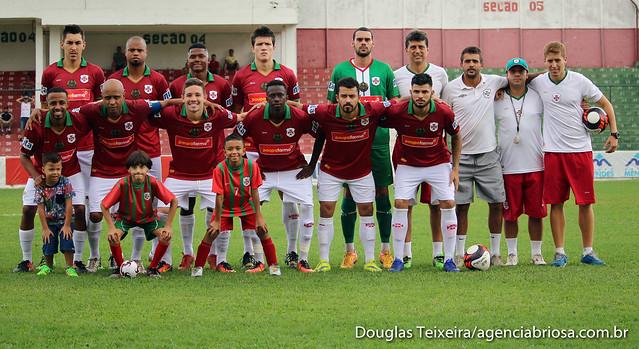 Portuguesa Santista 3 x 0 Independente de Limeira