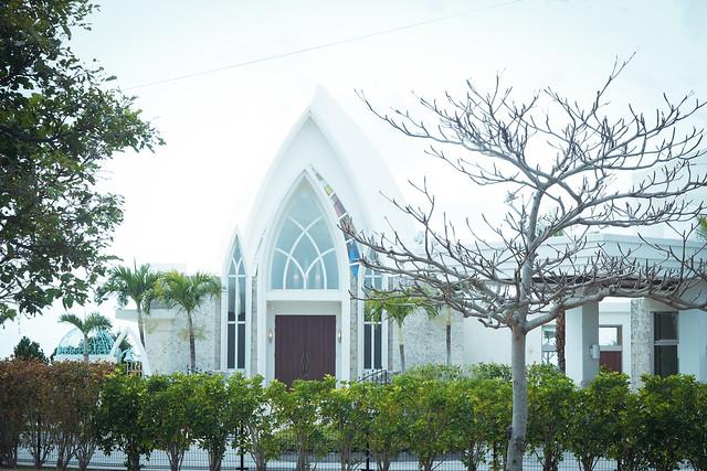 艾奎雅教堂 | 沖繩