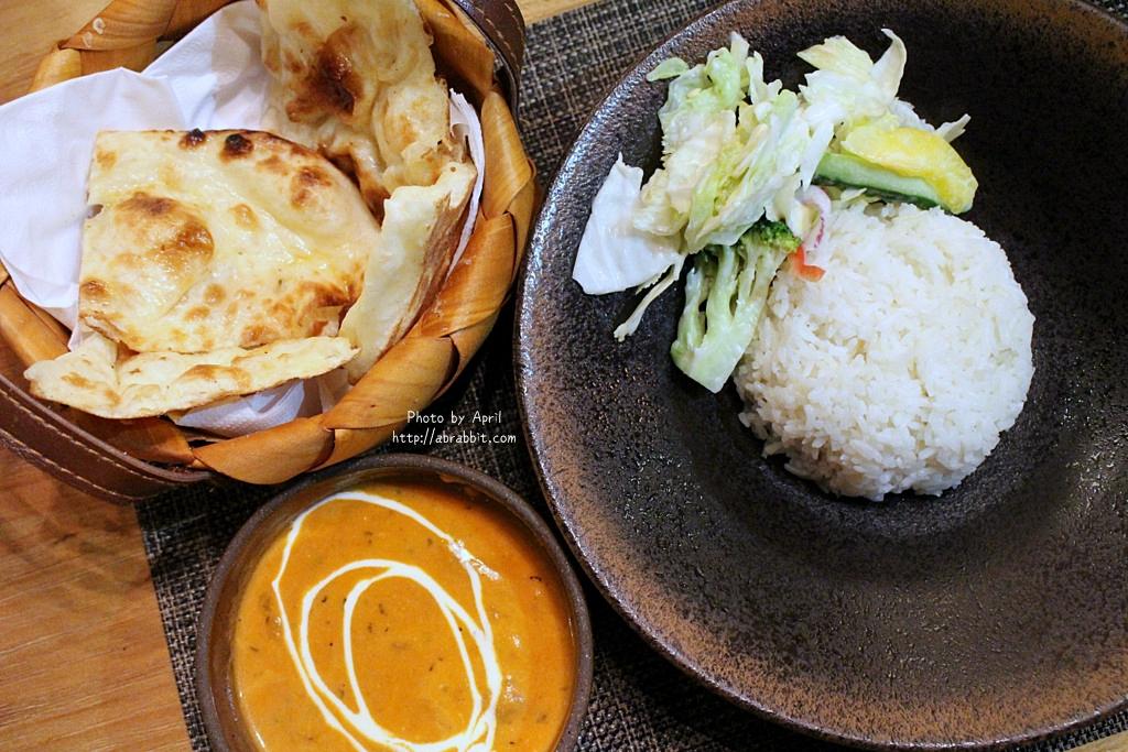 台中美食|飪室Renshi–IG熱門、台中推薦的印度咖哩@西區 公正路