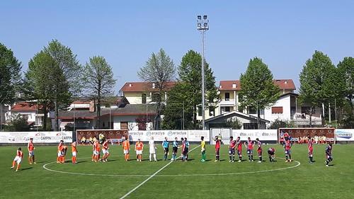 Calvi Noale - Virtus Verona 0-0: anticipo senza sussulti