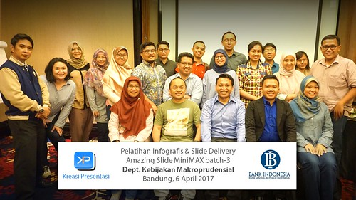 Workshop Infografis DKMP Bank Indonesia bersama Pakar Slide Dhony Firmansyah | by dhonyfirmansyah