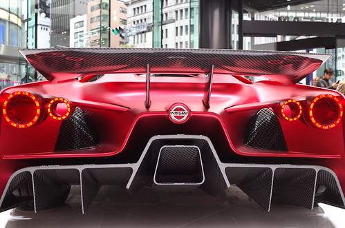 NISSAN CONCEPT 2020 Vision Gran Turismo 07