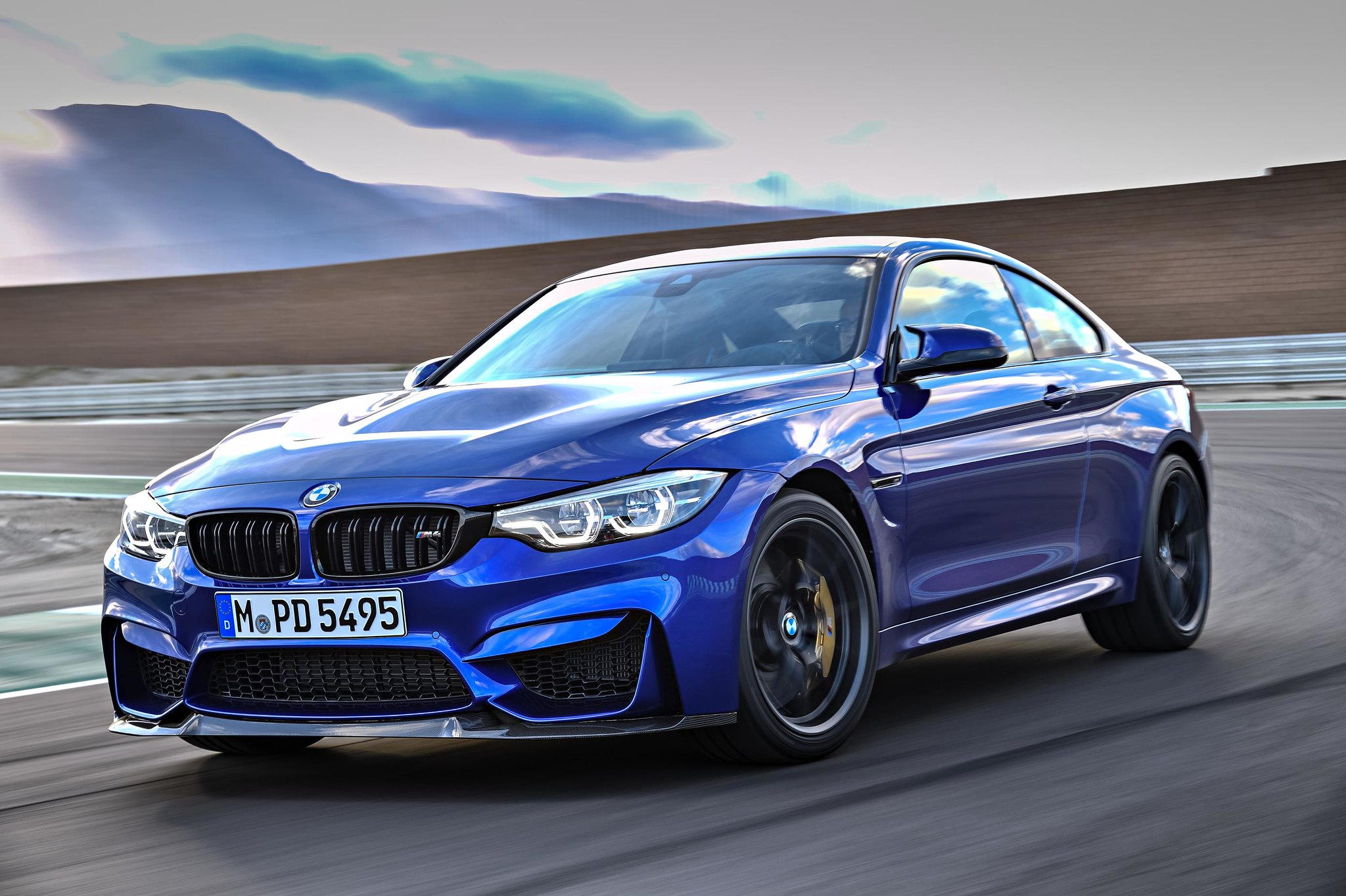 Special-edition BMW M4 CS arriving at U.S. dealerships in 2018