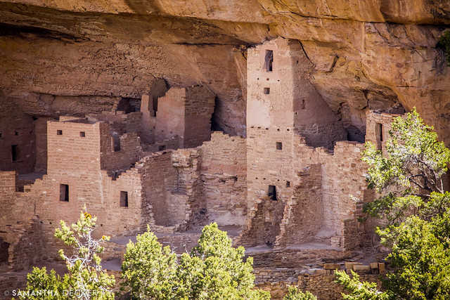 Up Close with Cliff Palace