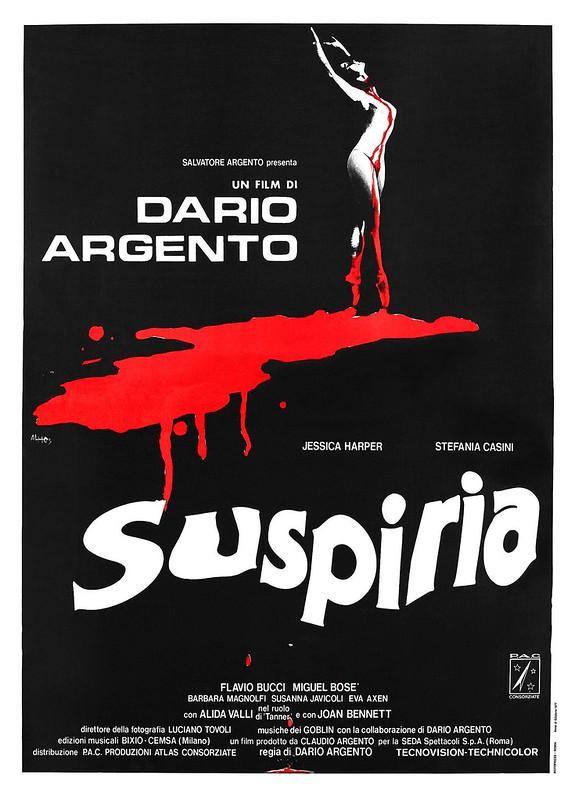 Suspiria - Poster 1