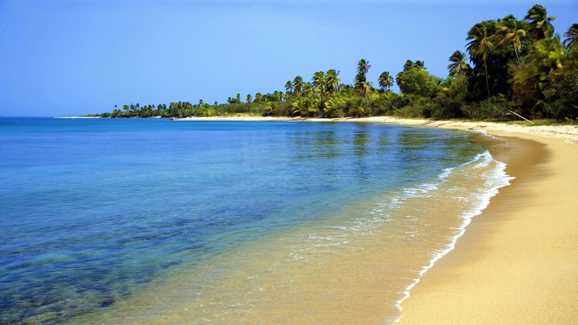 best beaches in Puerto Rico