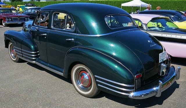 1948 chevy 4 door