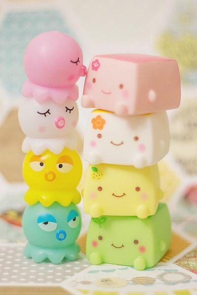Squishy Toys With Stuff Inside : Kawaii Kinomi Flickr