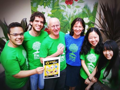 ILSC-Brisbane ボランティア4