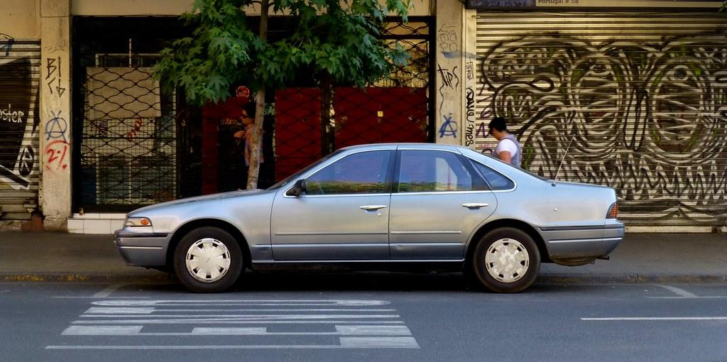 Nissan Laurel Altima Santiago Chile I Had No Idea
