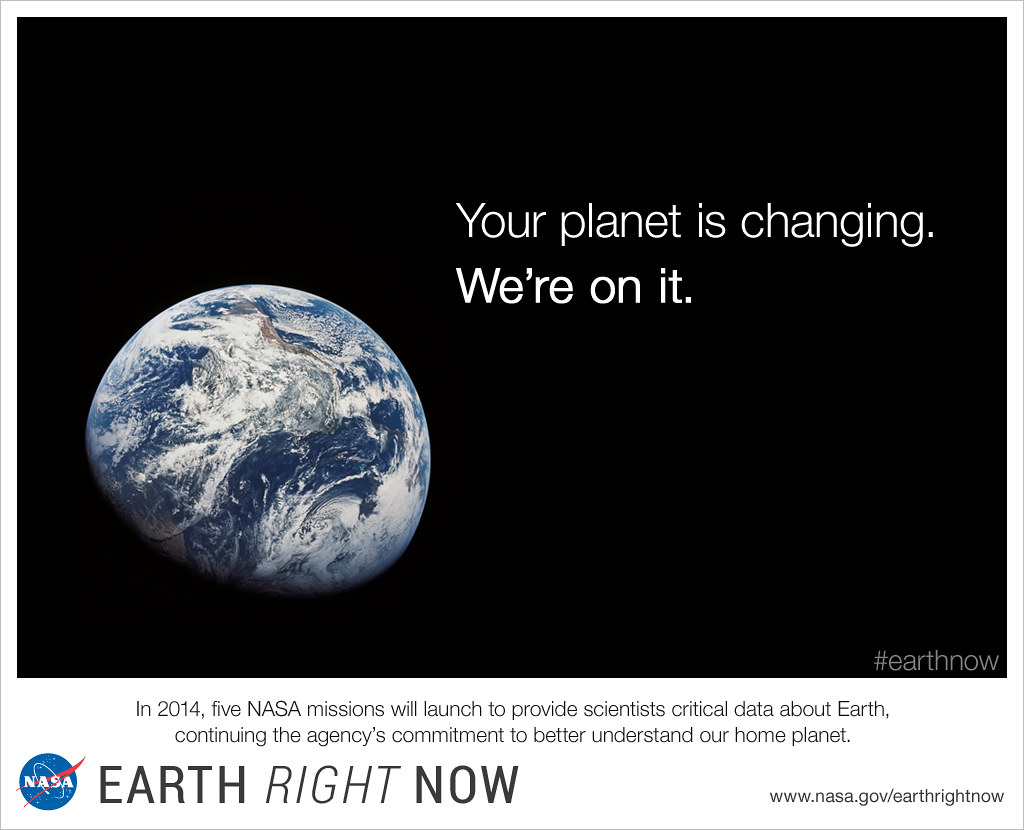 Earth Right Now Your Planet Is Changing We Re On It