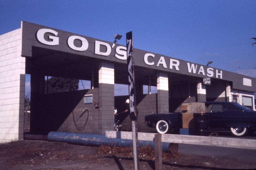 Car Wash Santa Rosa