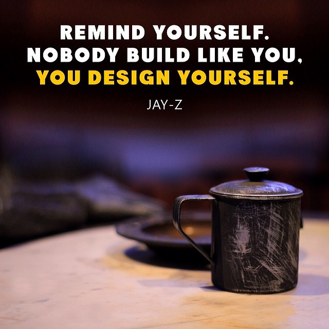 Remind Yourself Nobody Build Like You You Design Yoursel Flickr