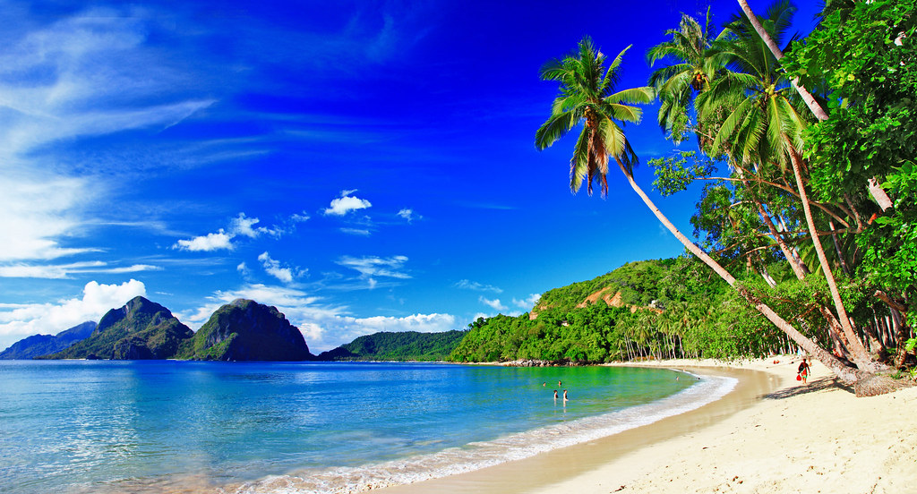 the beautiful seaside scenery - photo #24
