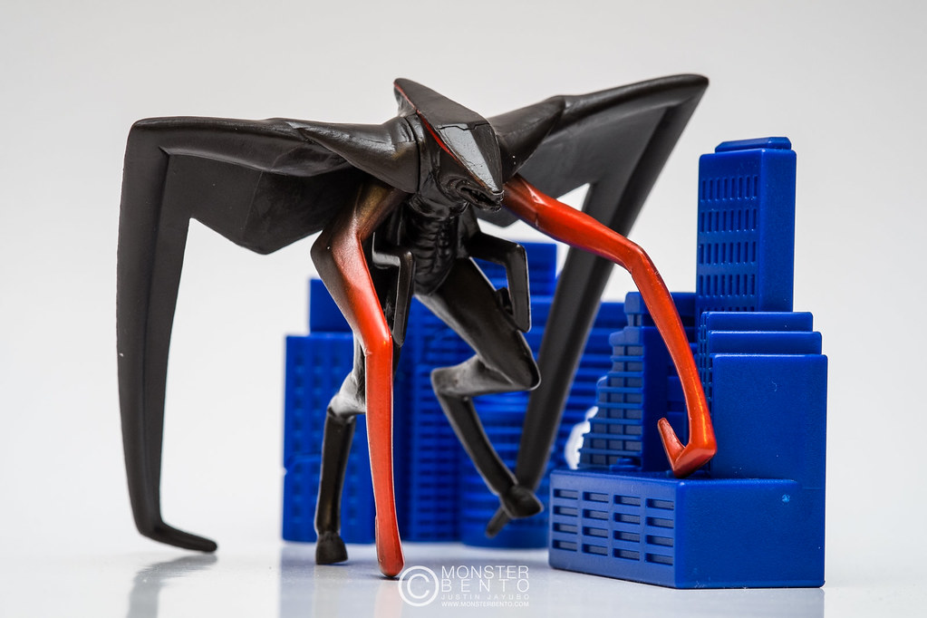 Godzilla 2014 Pack Of Destruction Winged Muto Www Monste Nerd