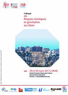 Risques sismiques et gravitaires au Liban
