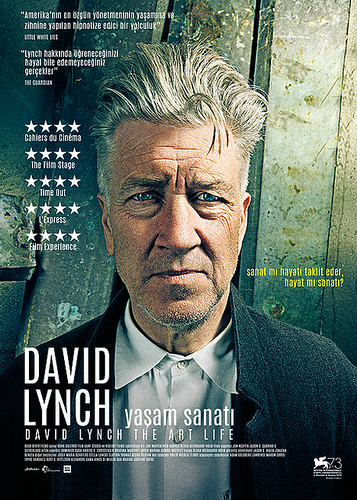 David Lynch: Yaşam Sanatı - David Lynch: The Art Life (2017)