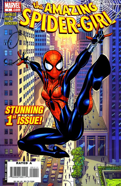 Spider-Girl Amazing Spider-Girl v1