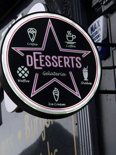 Food Finds: Deesserts in Glasgow