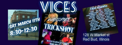Trickshot 3-11-17