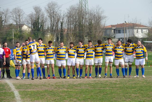 PRIMO XV - Stagione 2016/17 - RPFC vs Florentia (Foto Sicuri)