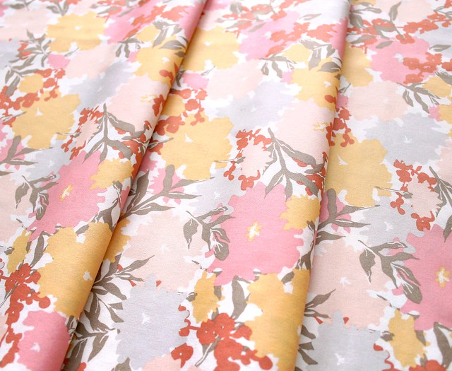 Art Gallery Fabrics Gossamer Petally Sweet