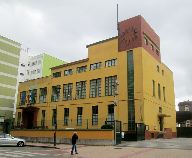Art Deco in Avilés