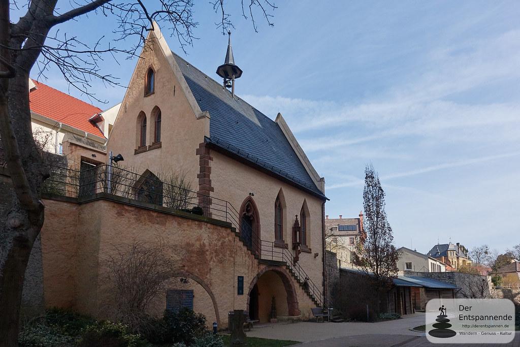 Michaelskapelle mit Lapidarium (Katharinenkirche Oppenheim)