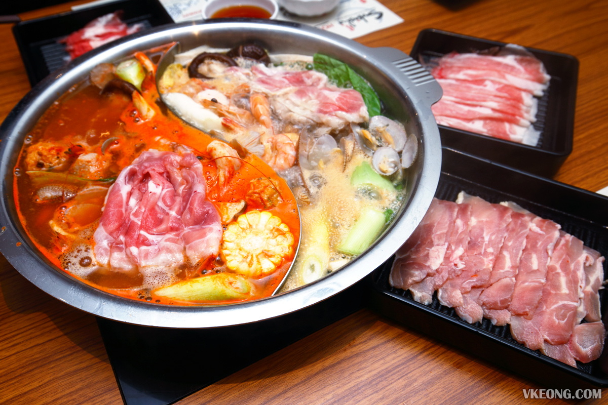 Sukishi Shabu Shabu Buffet the Starling