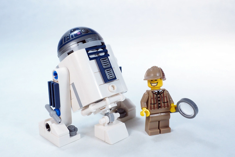 LEGO Star Wars R2-D2 (30611) Polybag