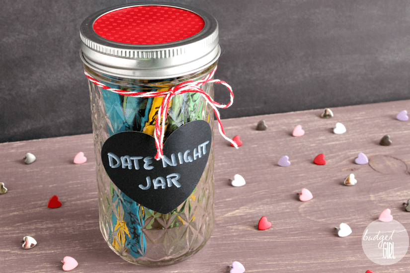 How To Make A Date Night Jar And Improve Your Relationship Tastefully Eclectic