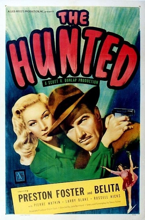 The Hunted - Poster 2