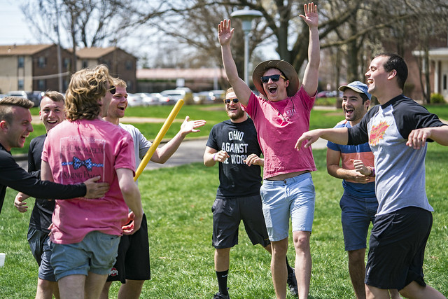 Kappa Alpha Theta's 'Kats and Bats' Wiffle Ball Tournament