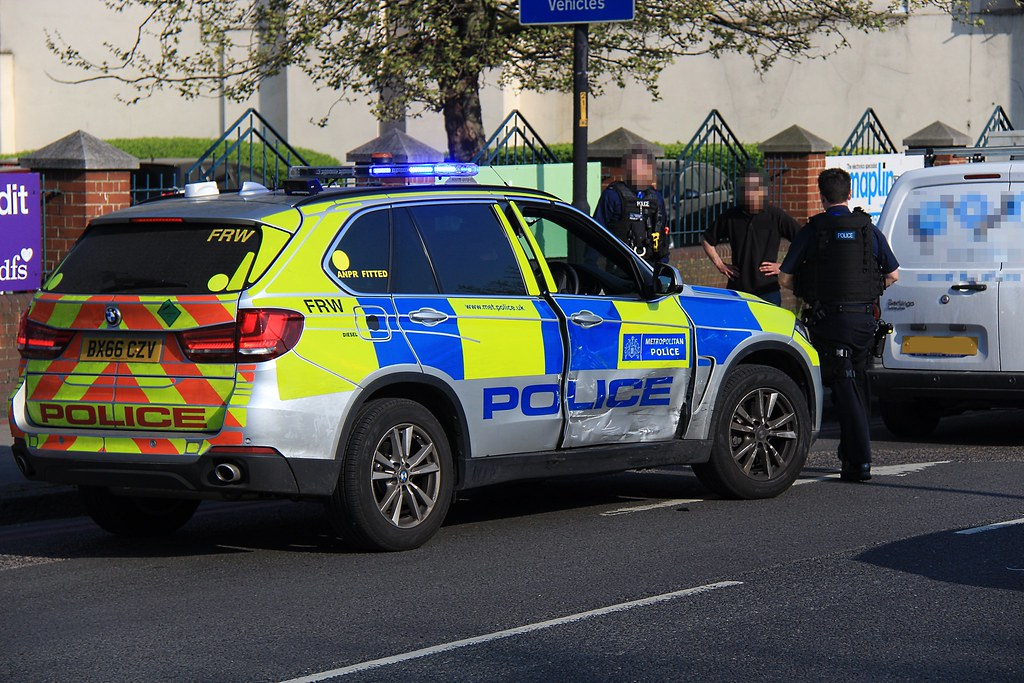 Metropolitan Police Bmw X5 Armed Response Vehicle