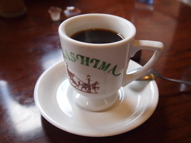たかしまコーヒー店