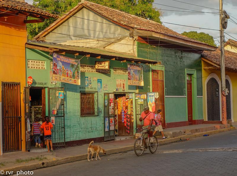 Comercios en Granada, Nicaragua