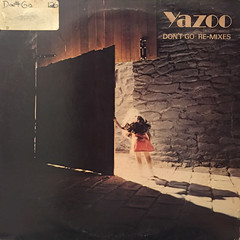 YAZOO:DON'T GO(JACKET A)