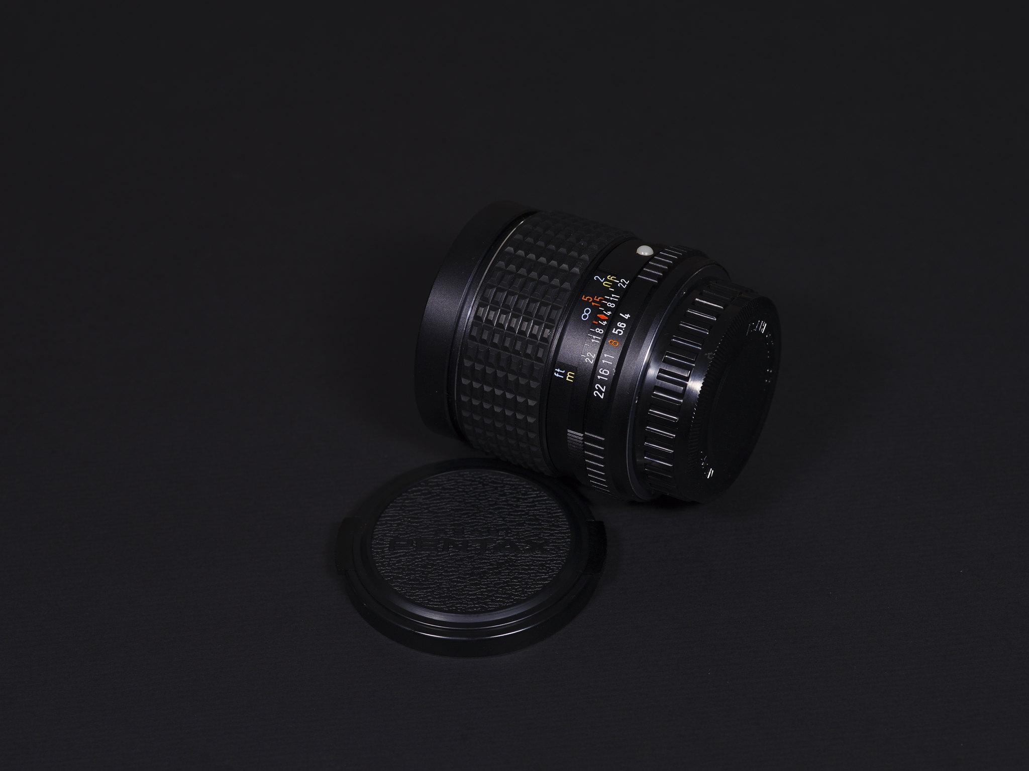 賓得絕世廣角銘鏡 SMC Pentax K 20mm F4 入手