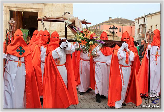 Procesión del Santo Entierro en la Semana Santa de Briviesca 2017 14