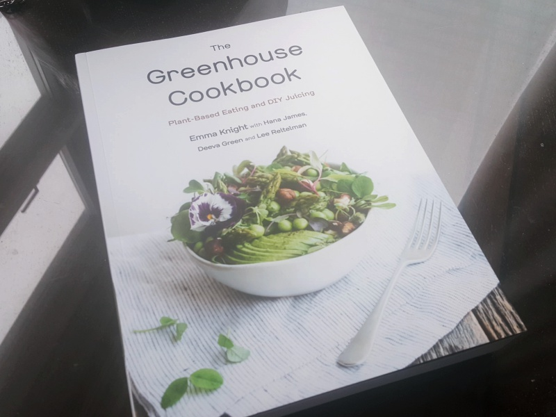 Greenhouse cookbook