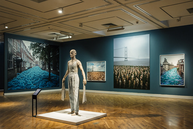 SKIN at Ferens Art Gallery. Photo: © James Mulkeen.